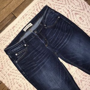 Maurice's Skinny Fit True Blue Jeans